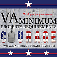 18 VA Mortgage Minimum Property Requirements For Veterans – Conclud | Social networking site
