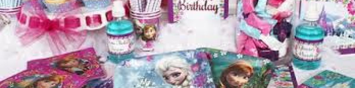 Headline for Top 10 Best Disney Frozen Birthday Party Supplies