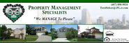 Property Management Specialists - single family homes, townhomes, condos, apartments rent and lease PM Website by Hom...