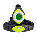 Pyle Sports PHRM38GR Heart Rate Monitor Watch with Minimum, Average Heart Rate, Calories, Target Zones, Green
