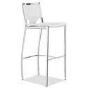 Ark Barstool (Set of 2) Color: White