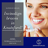 Invisalign braces in Knutsford