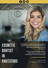 Cosmetic Dentist in Knutsford