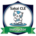Sakai Badging | Longsight