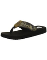 Animal Print Yellow Box Flip Flops and Sandals