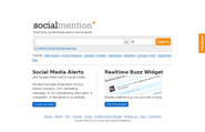 Real Time Search - Social Mention