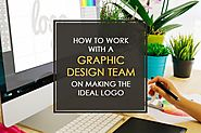 How to Work with a Graphic Design Team on Making the Ideal Logo