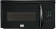Frigidaire FGMV173KB Gallery 1.7 Cu. Ft. Black Over-the-Range Microwave