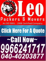 Packers and Movers in Bowenpally, Best 4 Movers and Packers Bowenpally