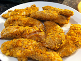 Oven Fried Chicken Tenders