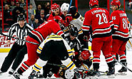NHL Eastern Conference Finals: Boston Bruins vs. Carolina Hurricanes - Home Game 4, Series Game 7 (If Necessary) - Of...