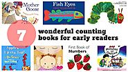 7 Wonderful Counting Books for Early Readers - Almost a Reader