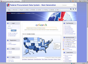 Federal Procurement Database System