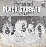 Paranoid (Black Sabbath song)