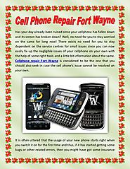 Cell Phone Repair Fort Wayne