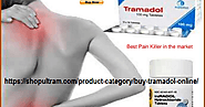 Buy Tramadol Online Effective For Arthritis | Order Tramadol Overnight!