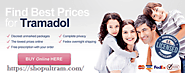 Buy Tramadol Online USA | Tramadol Online Best Pain Reliever