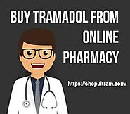 How To Buy Tramadol Online? Tramadol Online Pain Reliever