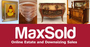 MaxSold Downsizing/Estate Online Auctions Near You