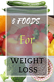5 Foods to Eat to Lose Weight Fast