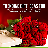 Top 8 Trending Gift Ideas For Valentines Week 2019