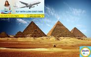 New Delhi Cairo Flights