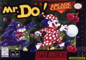 SNES: Mr. Do