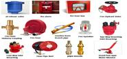 Fire Fighting Equipments with Different Techniques