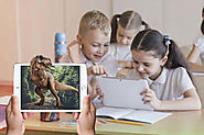 Augmented Reality Application - The Next Big Trend in the Education Industry and Future of Learning