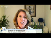 Women Entrepreneur Interviews with Sarah Santacroce