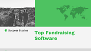Top 10 Fundraising Software - Compare Reviews, Features, Pricing in 2019 - PAT RESEARCH: B2B Reviews, Buying Guides &...