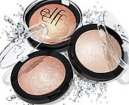 e.l.f Baked Highlighter (Moonlight Pearls) Review 2019