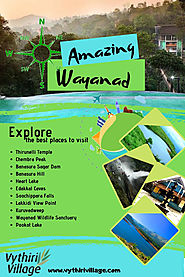 Wayanad - A Perfect Tourist Destination