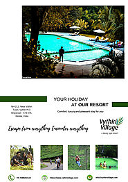 Top Resort in Wayanad