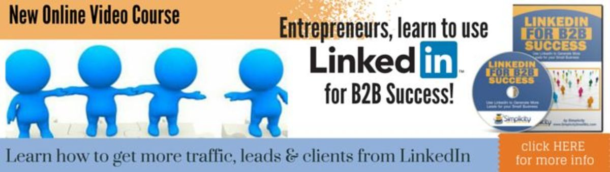Headline for List of Best Advice On How To Use LinkedIn for Your Small Business