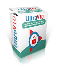 UltraVid WordPress Plugin Create Video Sites On Autopilot