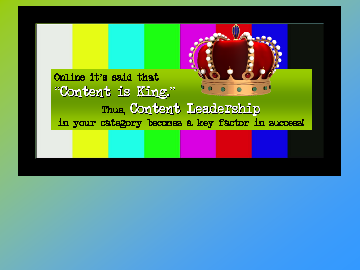 Headline for Content Marketing Tips & Tools