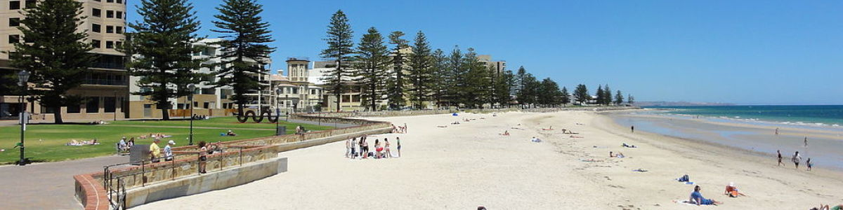 Headline for Plan a trip to Glenelg Beach - Make the best of it!