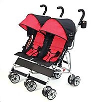 Top 10 Best Double Umbrella Strollers in 2019