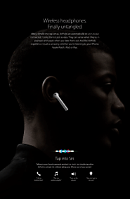 Apple AirPods: The Good, Bad and Ugly About The Wireless Headphones. : ThyBlackMan