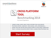 Cross Platform Tool Benchmarking 2014 - Take part and get your valuable reward right after th | research2guidance