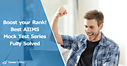 AIIMS Mock Tests Online, sample Practice Test papers, Model Question Papers for AIIMS 2019 | CareerOrbits
