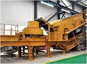 How manufacturers make mobile vertical shaft impactor?