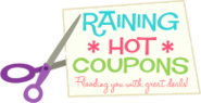 Raining Hot Coupons