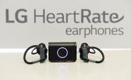LG beats Apple to market with heart monitoring earphones