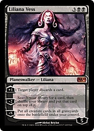 Liliana Vess - Magic 2010