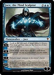 Jace, the Mind Sculptor - Worldwake