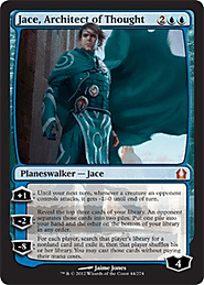 Jace, Architect of Thought (44) - Return to Ravnica