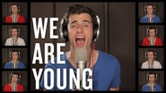 We Are Young - fun. - Mike Tompkins - YouTube