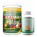 EZ Daily Green with Fiber and Herbs Cleanse Colon